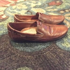 Pikolinos Soft Leather Slip On Loafers